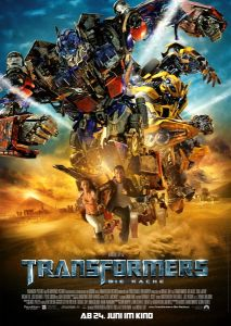 Трансформеры: Месть падших / Transformers: Revenge of the Fallen (2009) TS 1400Mb/700Mb